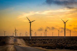 Akhfennir wind farm, Morocco. Taken by Mohamed Ben Osmane