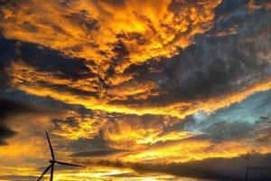 Causeymire Wind Farm-Scotland Rafał Kura Kuczyński
