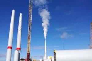 Preasemble in Esbjerg for the Veja Mate windfarm- Carsten